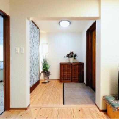 「ゆとりのある終の住み家」暮らしやすさを無駄のない間取りにしてゆとりの空間を実現 K様邸のサムネイル