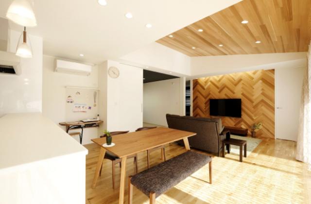 鹿児島市 N邸 子供たちが、「新しいお家が大好き」と言ってくれることが何よりうれしい