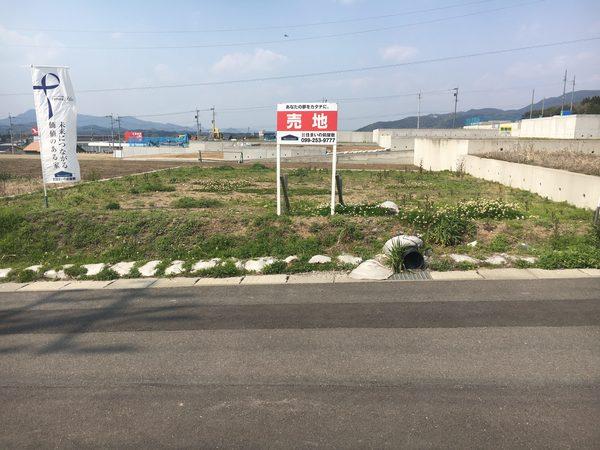 鹿児島市川上町 都市計画市街化区域 住宅用地