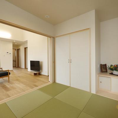 時代の変化に合わせた高性能FPの家でワンランク上の暮らしを実現  鹿児島市/ K様邸(母+娘)のサムネイル