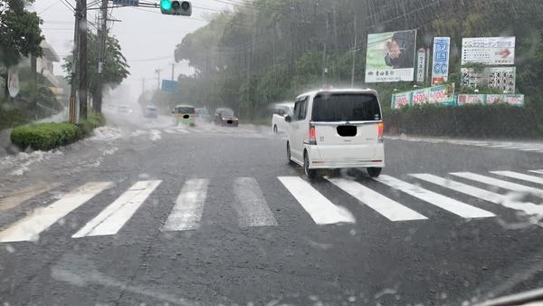 鹿児島の8,6水害を思い出す